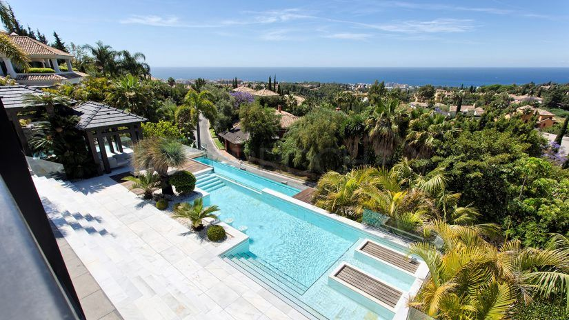 Buying a house in Marbella can cost up to 60% less