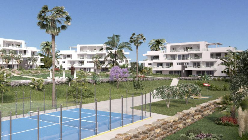 Marques de Guadalmina, luxury apartments in Estepona