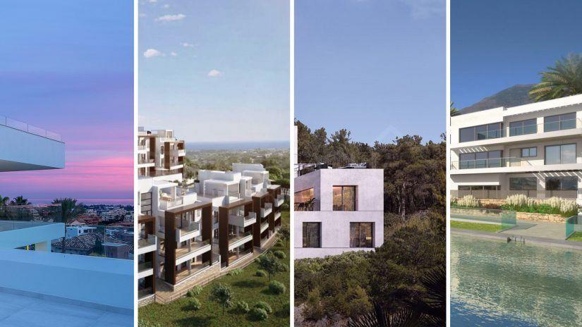 New housing developments in Benahavís