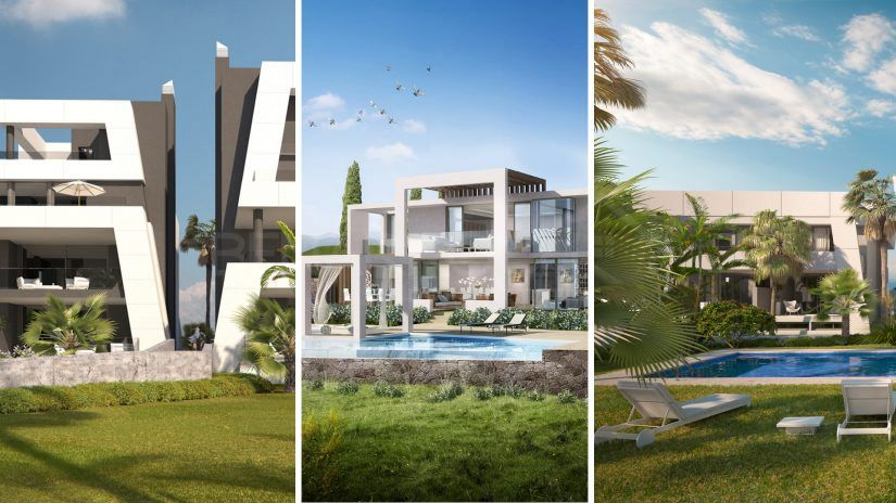 New housing developments in Marbella East