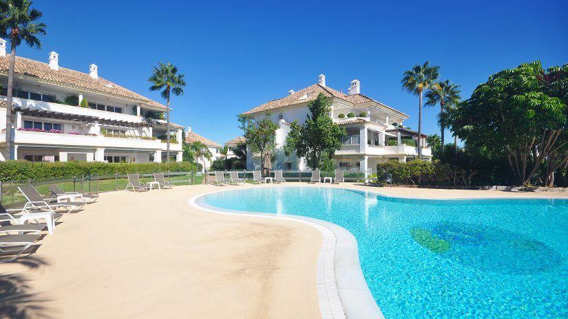Monte Paraíso: apartamentos y áticos en la Milla de Oro de Marbella