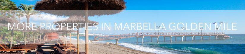 More properties in Marbella Golden Mile