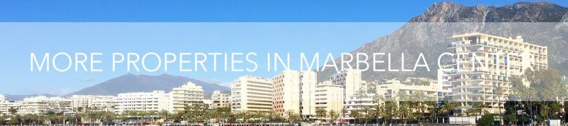 More Properties in Marbella Center