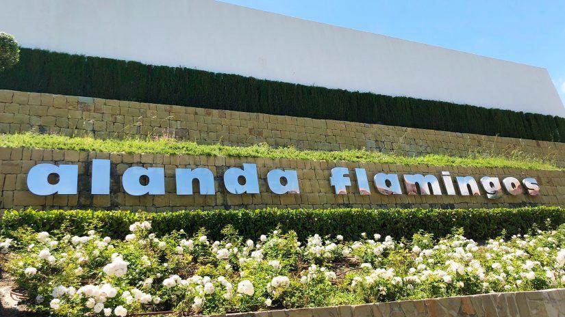 Alanda Flamingos, Los Flamingos Golf