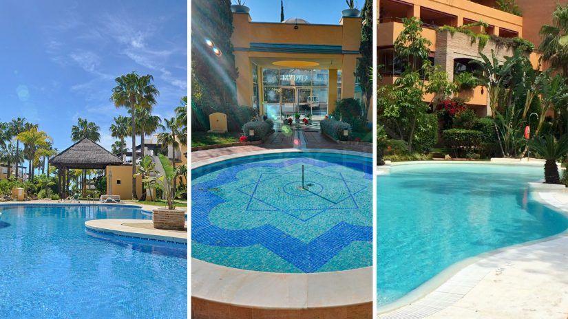 Bahía de Marbella, apartments, townhouses and villas in Marbella East