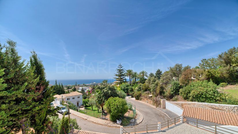 El Rosario, des charmantes villas à Marbella Est