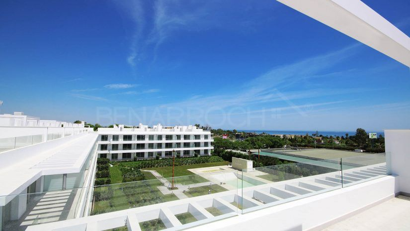 Belaire, appartements et penthouses sur la New Golden Mile, Estepona