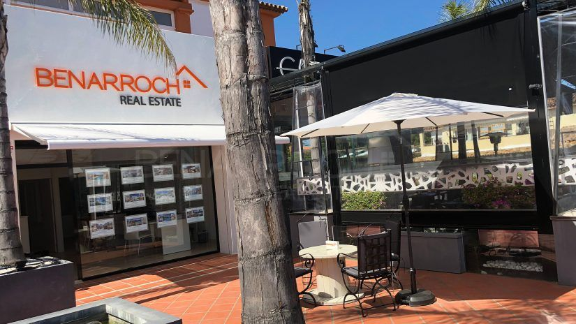 Benarroch Real Estate, real estate agency in Marbella