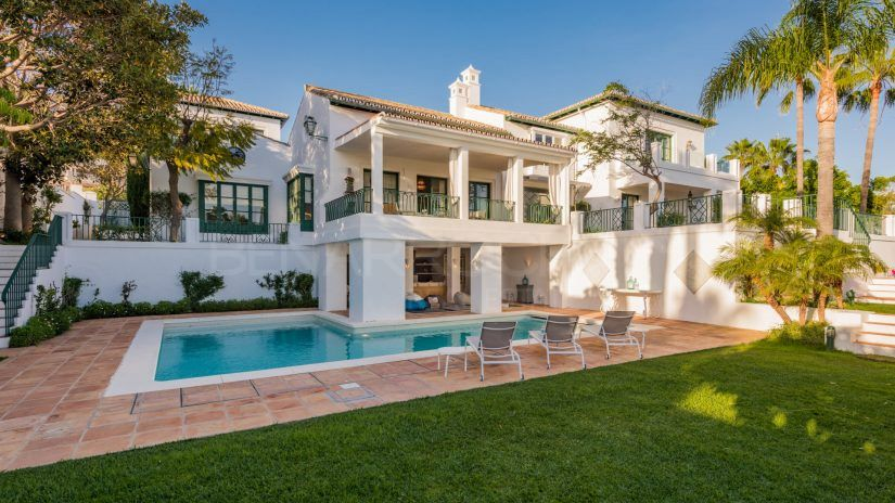 Sierra Blanca, luxury villas and apartments in Marbella's Golden Mile