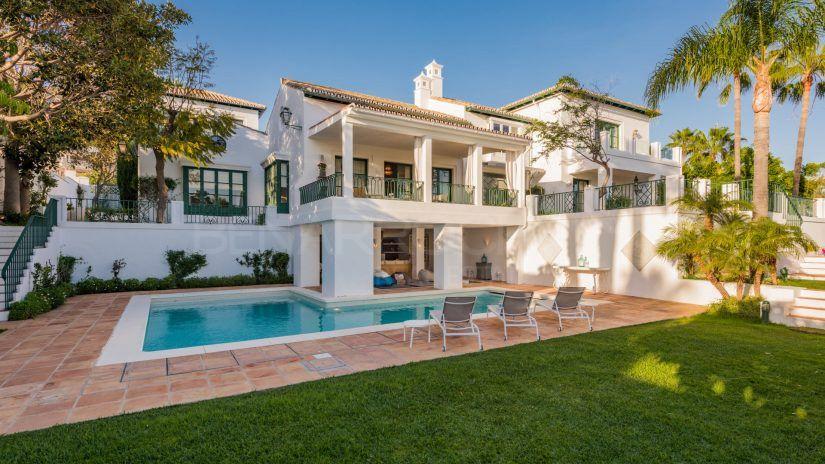 Sierra Blanca, villas y apartamentos de lujo en la Milla de Oro de Marbella