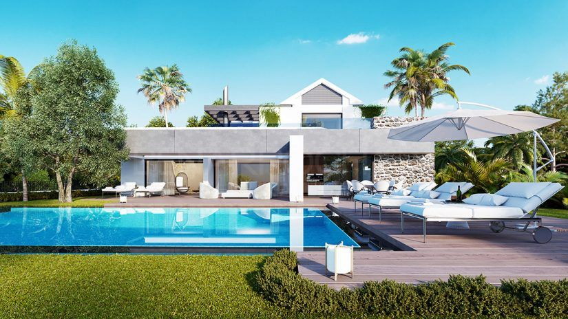 King´s Hills, contemporary design villas in El Paraíso, Estepona