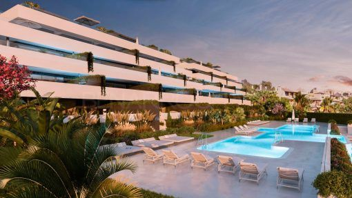 El Campanario Hills, luxury apartments on Estepona's New Golden Mile