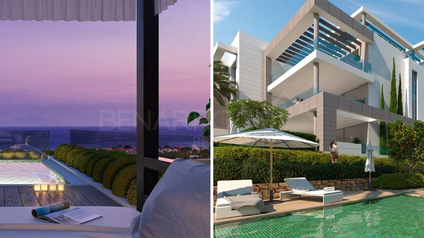 SYZYGY, villas et appartements modernes, New Golden Mile d'Estepona