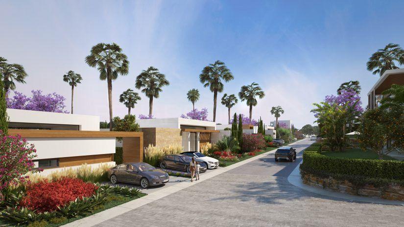 Arboleda, villas de diseño en la Nueva Milla de Oro de Estepona