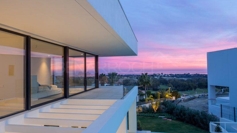 Mirabella Hills, villas modernas de lujo en La Alqueria, Benahavis