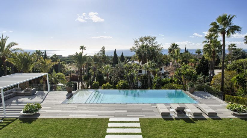 Hacienda Las Chapas, luxury villas in Marbella East