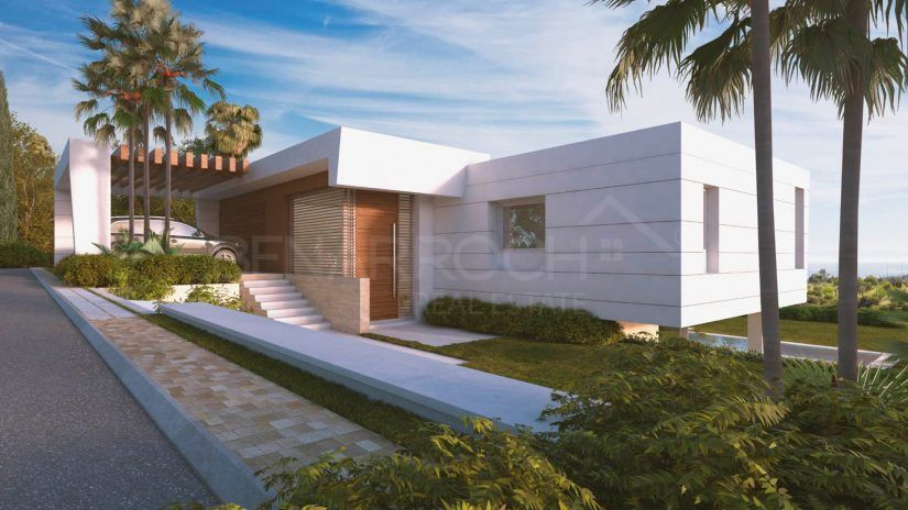 Icon The residences, design villas in Santa Clara, Marbella East