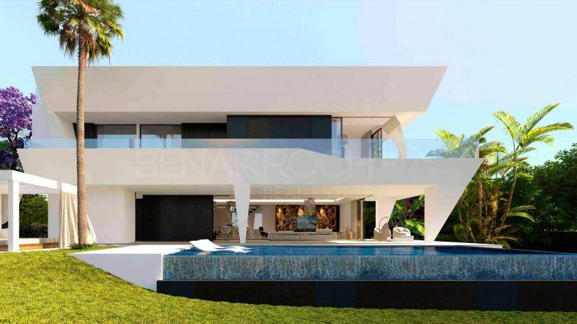 Villas Fusión, villas configurables en El Campanario, Estepona