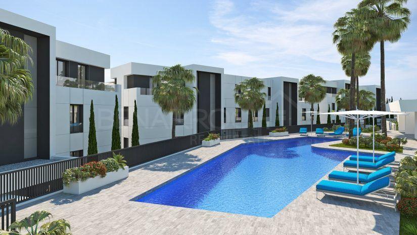 Azahar de Marbella, designer apartments in Nueva Andalucía