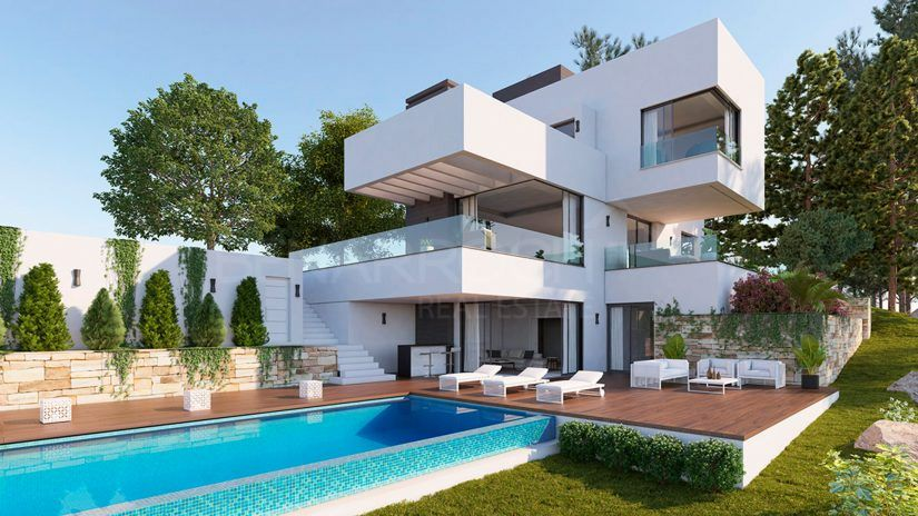 Abantos Hills, luxury villas in Monte Mayor, Benahavis