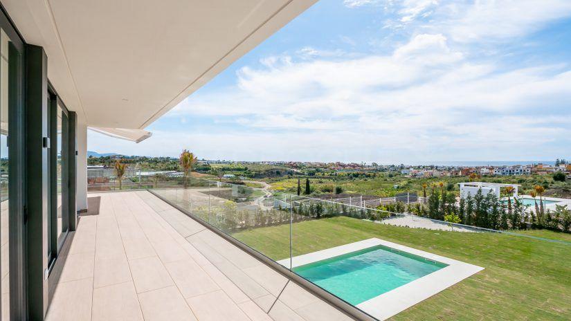 Antik Villas, modern villas on Estepona's New Golden Mile