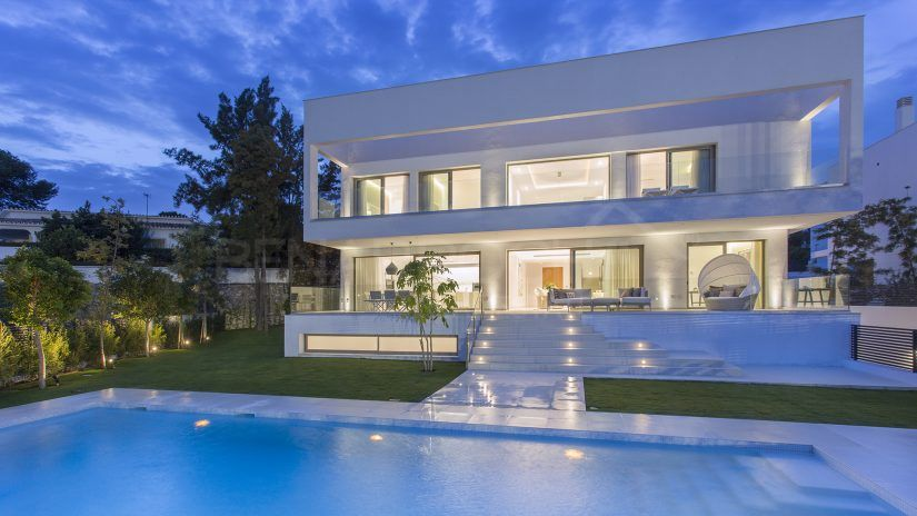 Loma de Casasola, luxury detached villas in Estepona