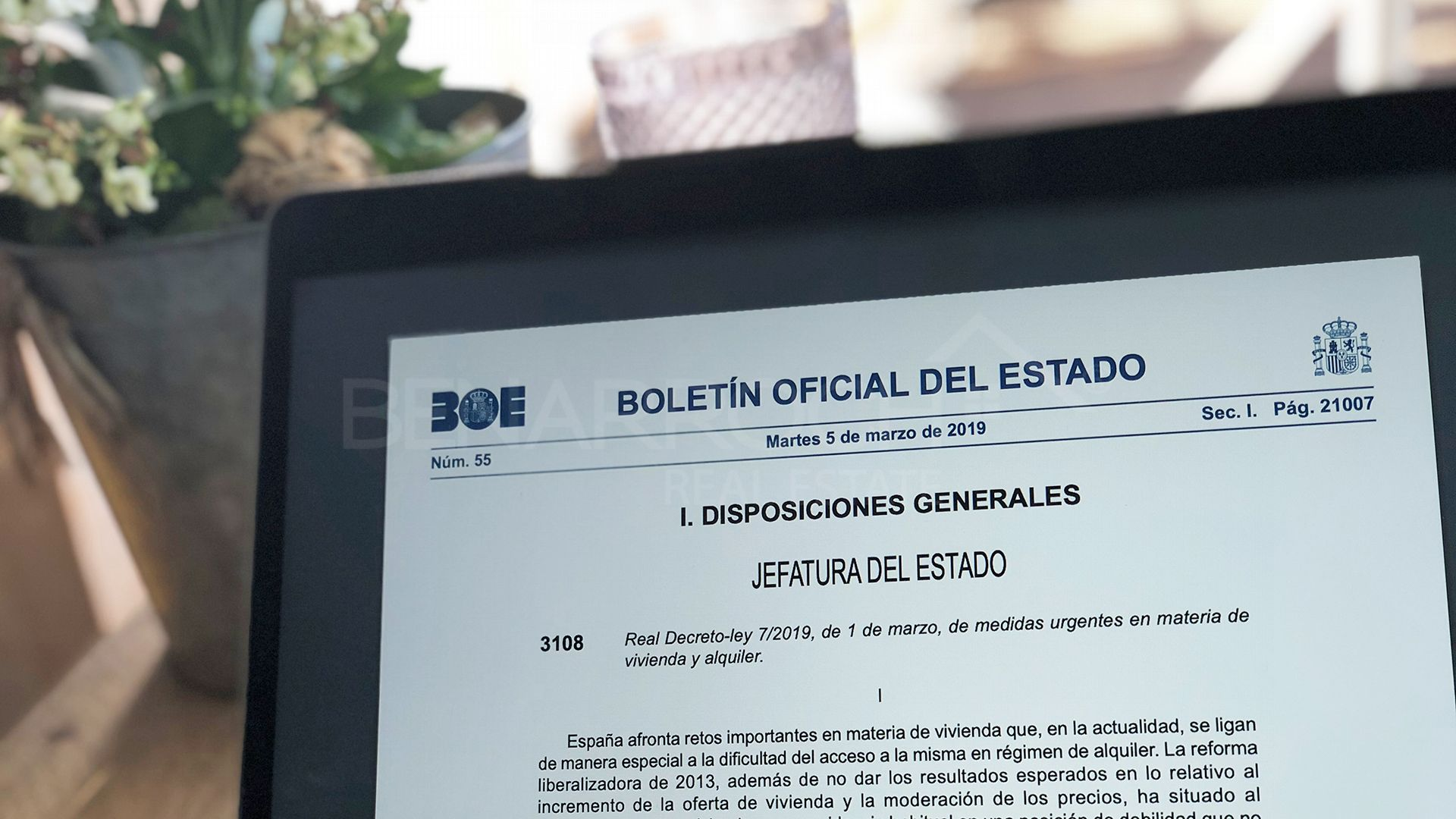 law 2019 on property rentals