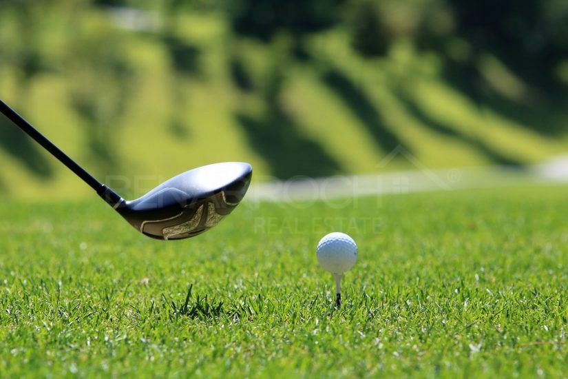 The best golf courses in Marbella, Benahavis and Estepona East