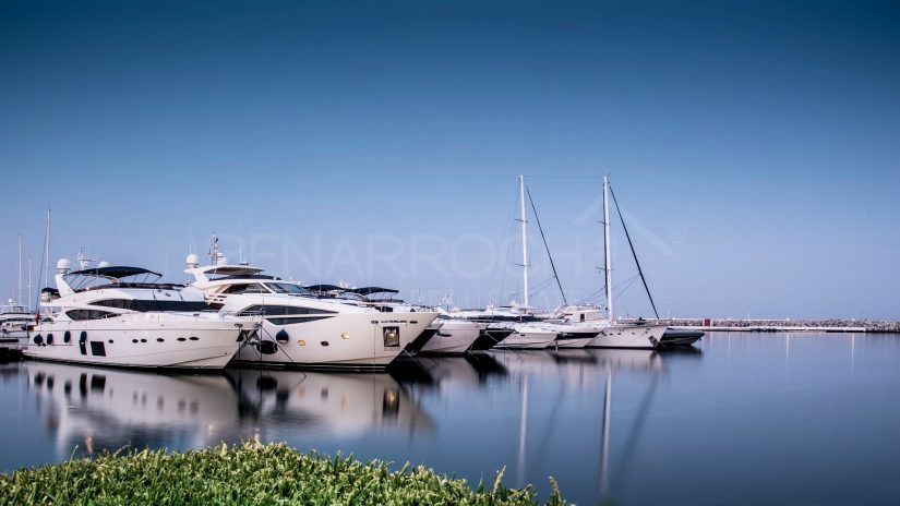 Buying a house near the Marinas in Marbella