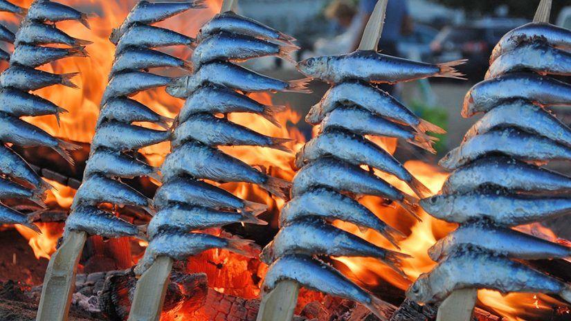 Espetos Sardines Marbella