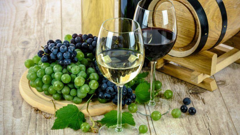 Grapes Malaga