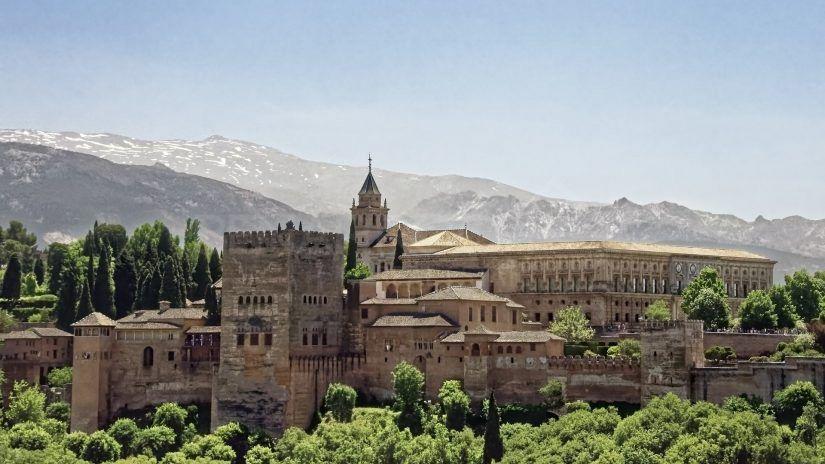 l'Alhambra, Granada
