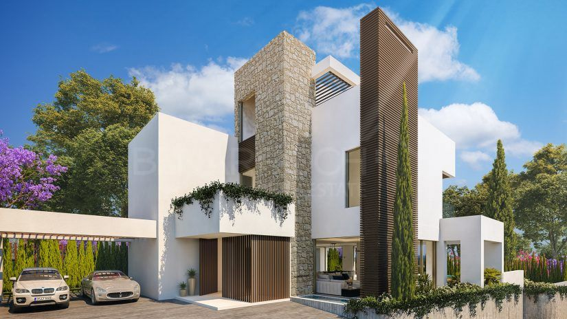 La Fuente Marbella, luxury villas in the centre of Marbella