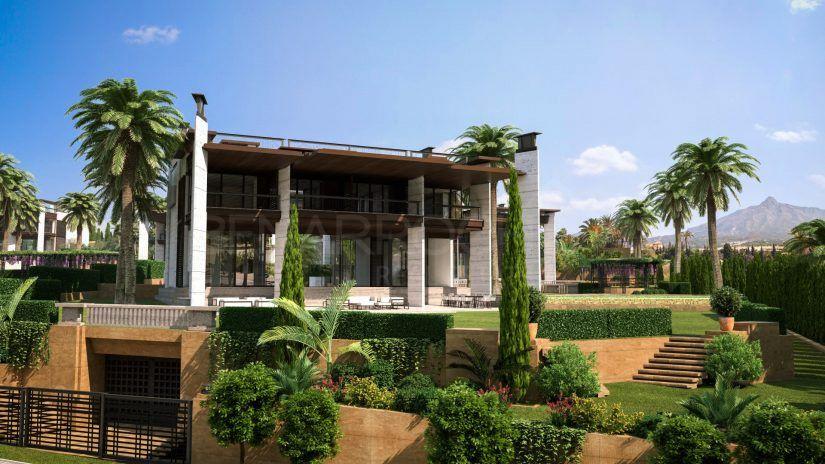 Los Palacetes de Banus, luxury villas in Atalaya de Rio Verde