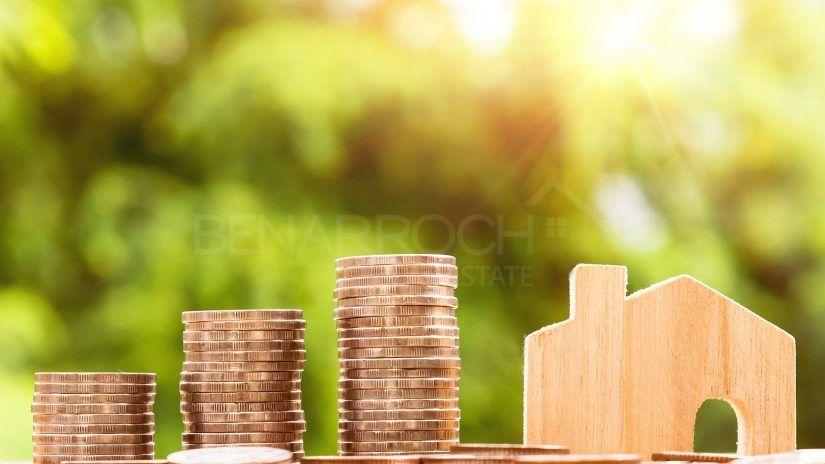 Différences entre le prix souhaité, la taxation et le prix de vente
