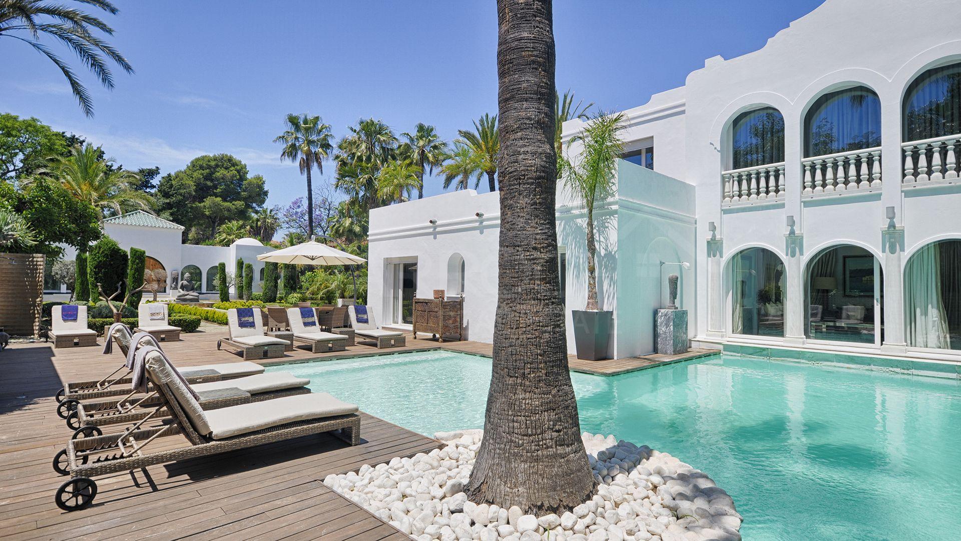 Propriété de luxe Guadalmina Baja
