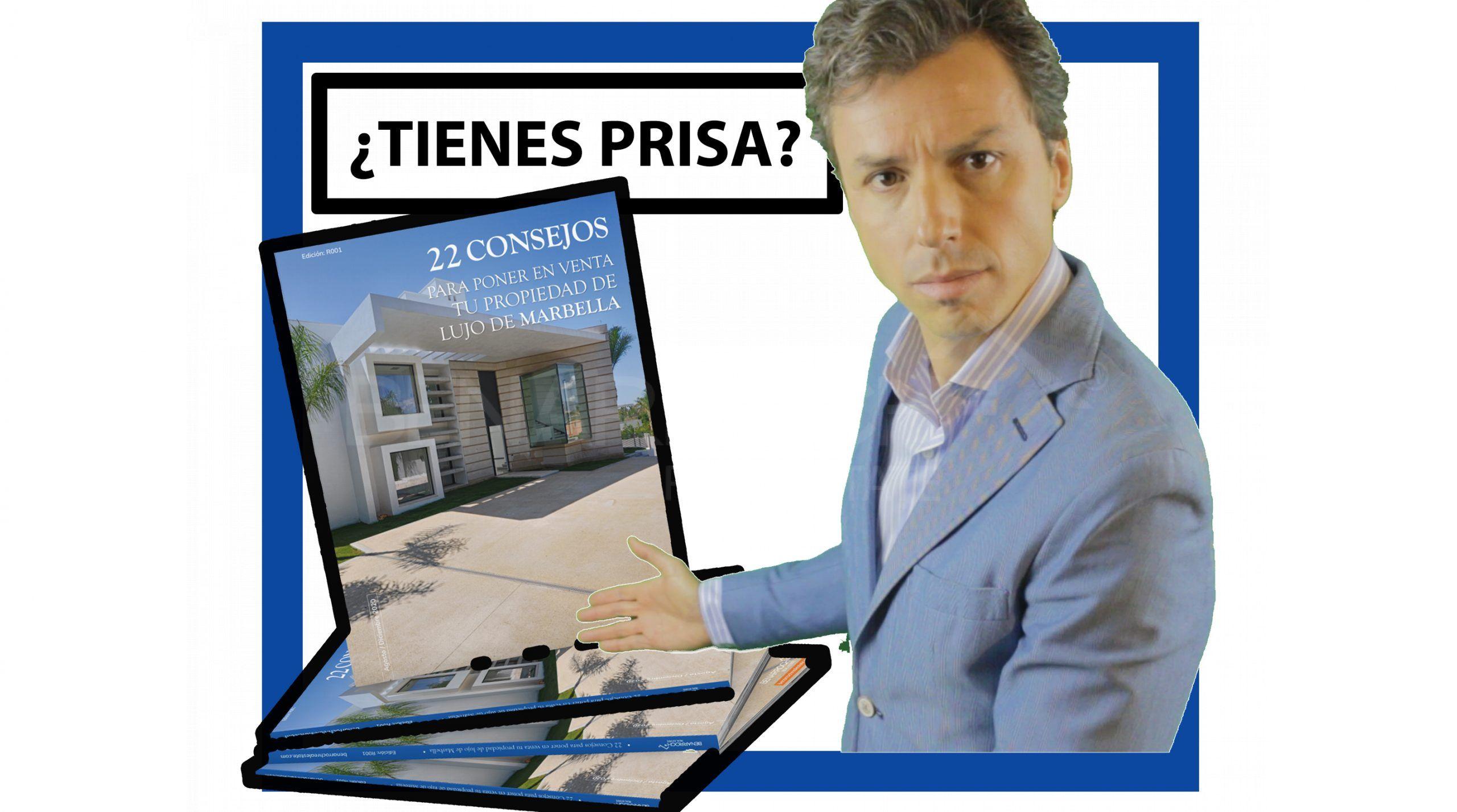 Guia para vender tu casa en Marbella
