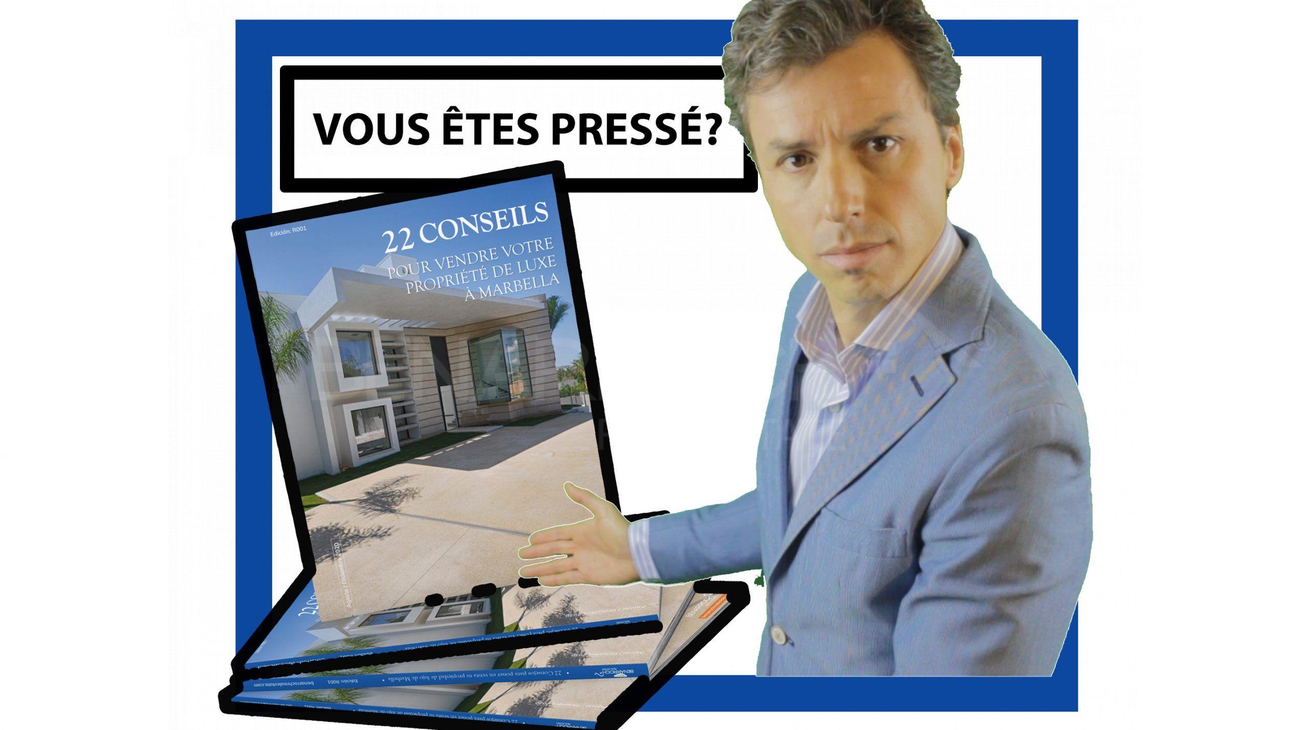 Guide pour vendre votre maison a marbella