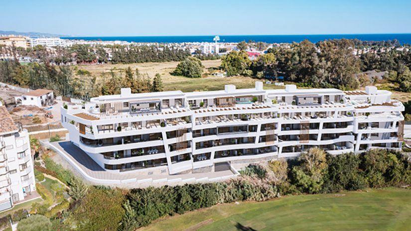 Breeze, appartements et penthouses de luxe à Guadalmina Alta